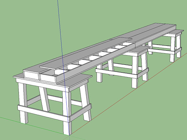 PDF DIY Workbench Plans Torsion Box Download wood greenhouse ...